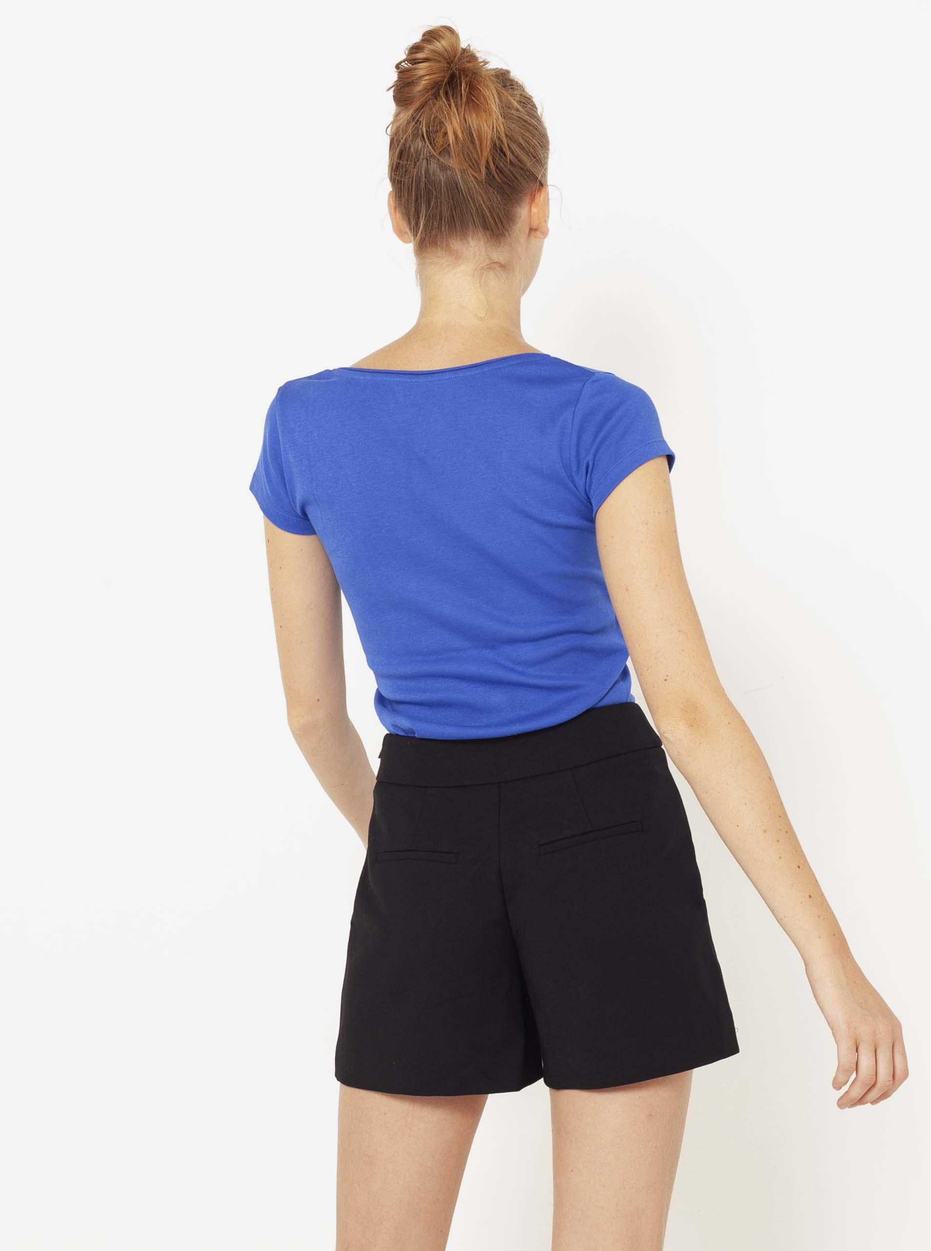 Tricouri pentru femei CAMAIEU - albastru