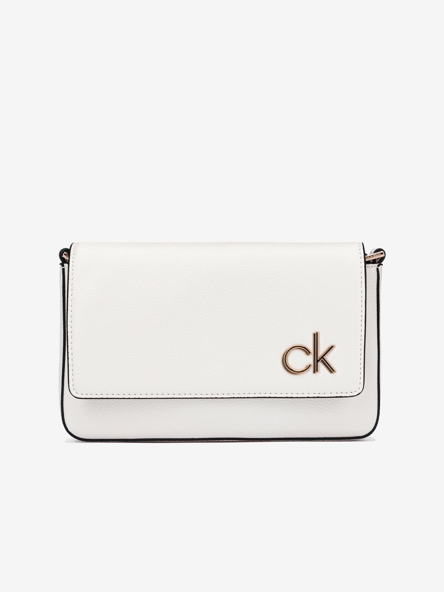 Calvin Klein albe crossbody geanta Ew Flap