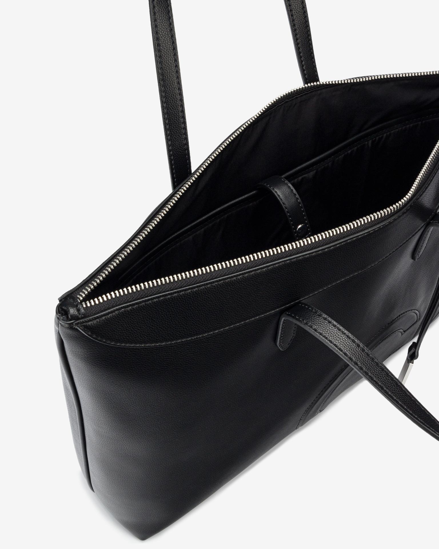 Calvin Klein negre geanta