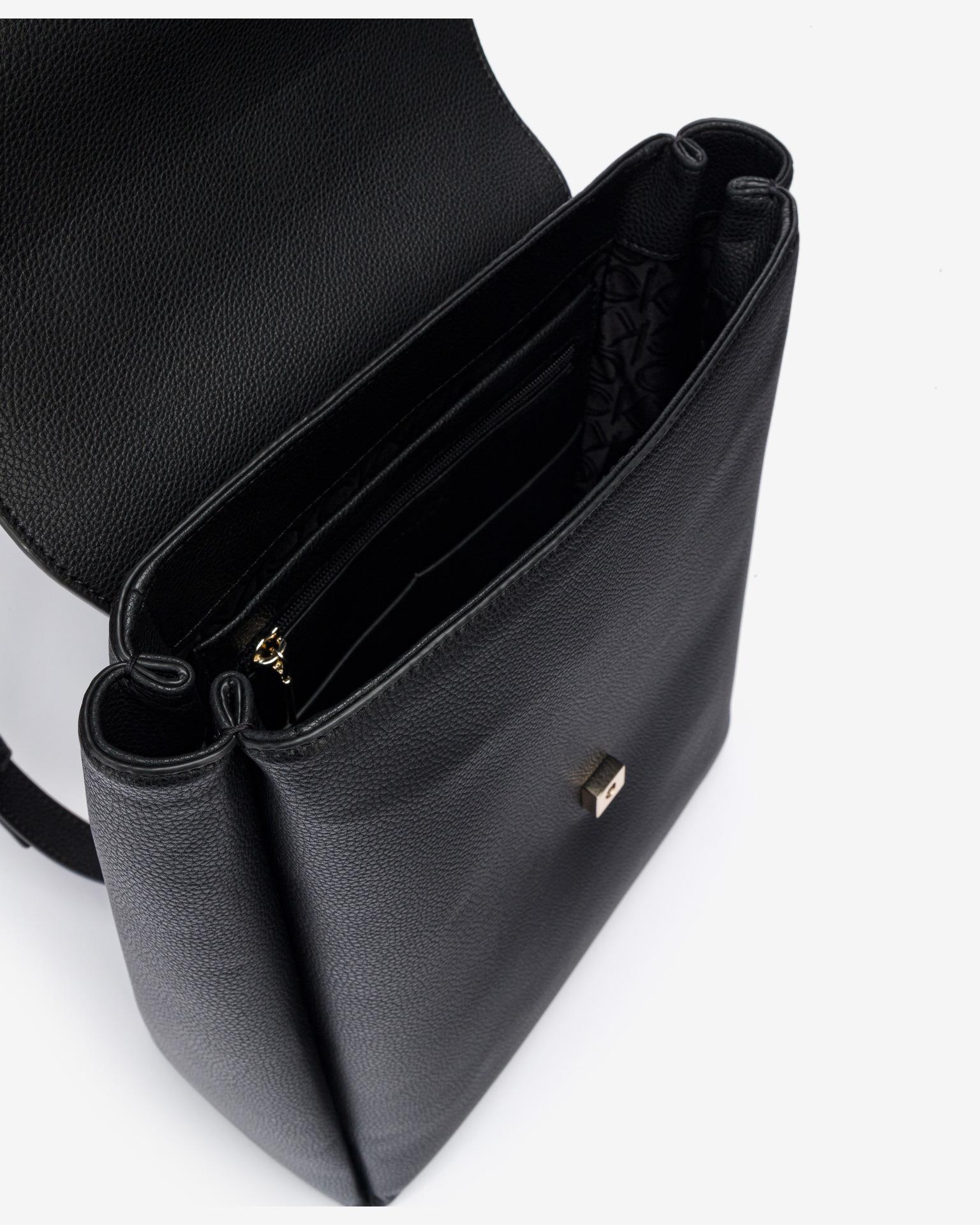 Calvin Klein negre rucsac