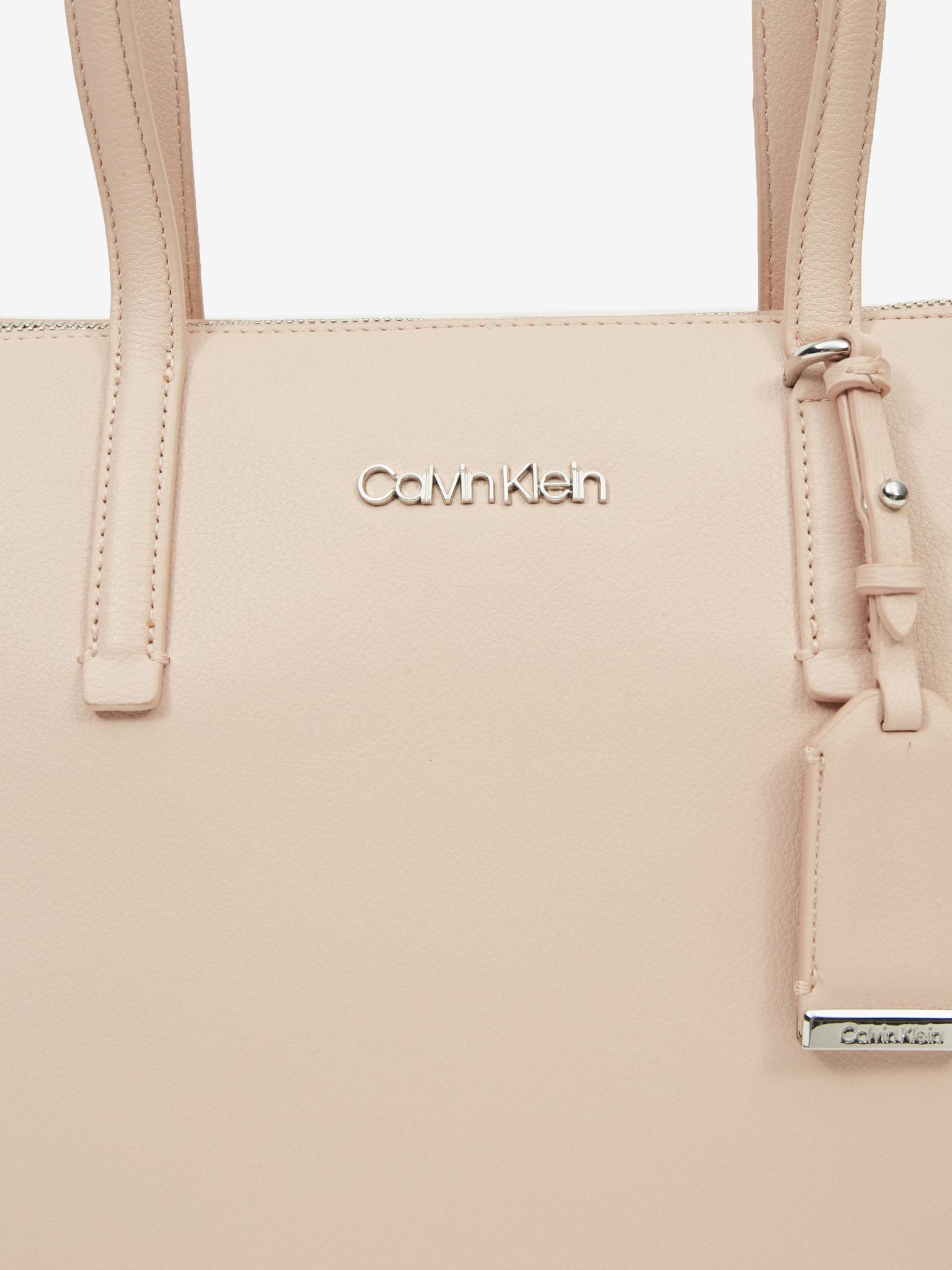 Calvin Klein bej geanta