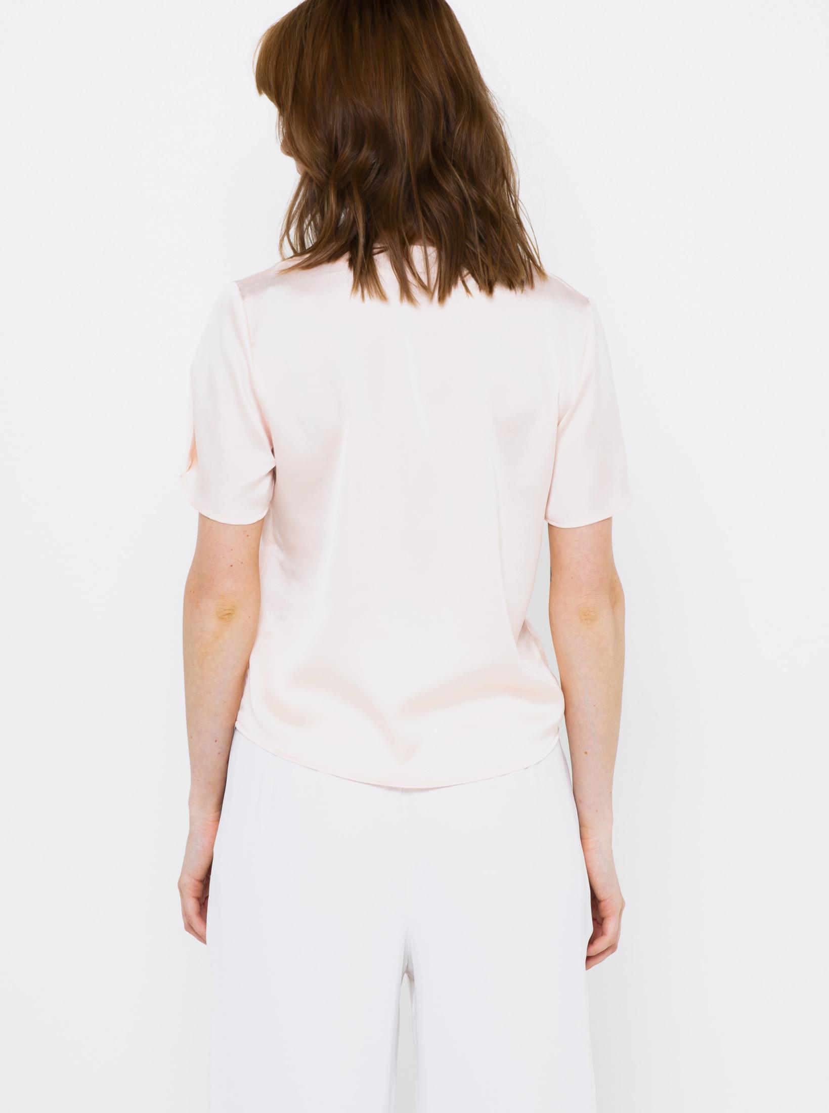 CAMAIEU roz bluză