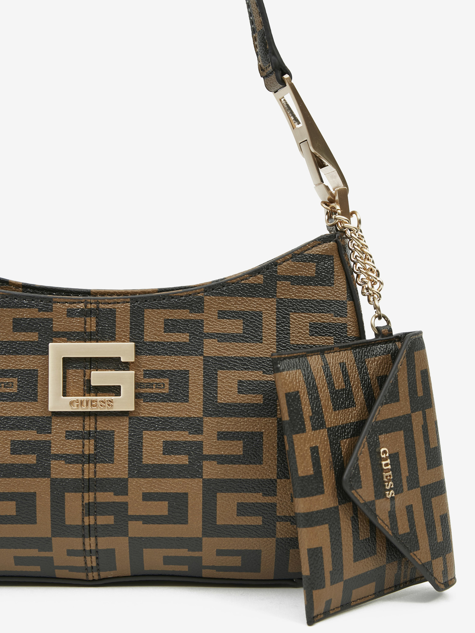 Guess maronii geanta 40th Anniversary