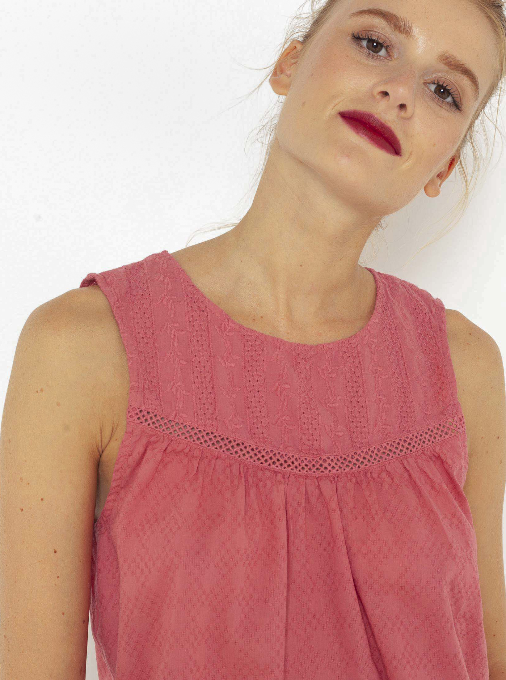 CAMAIEU Helanca de dama roz