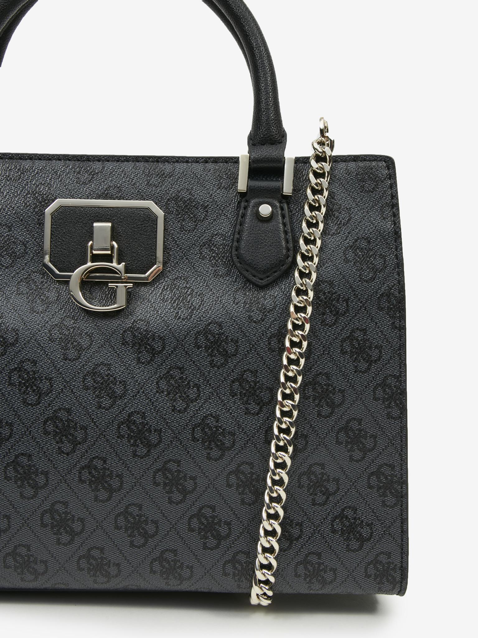 Guess negre geanta Alisa Girlfriend