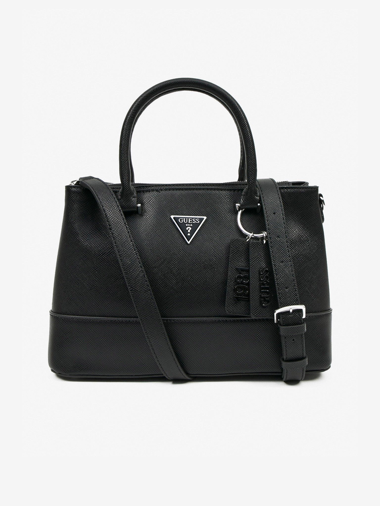 Guess negre geanta Cordelia Luxury