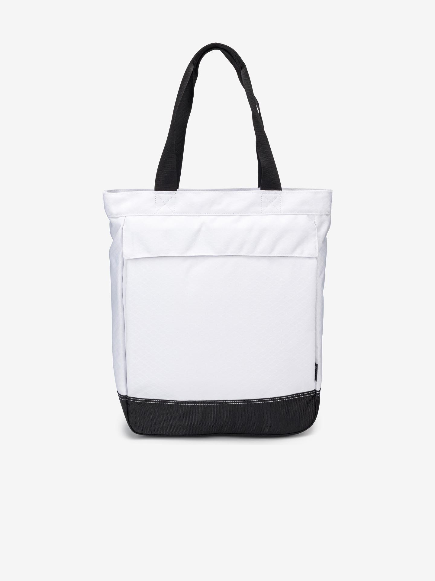 Vans albe geanta Construct