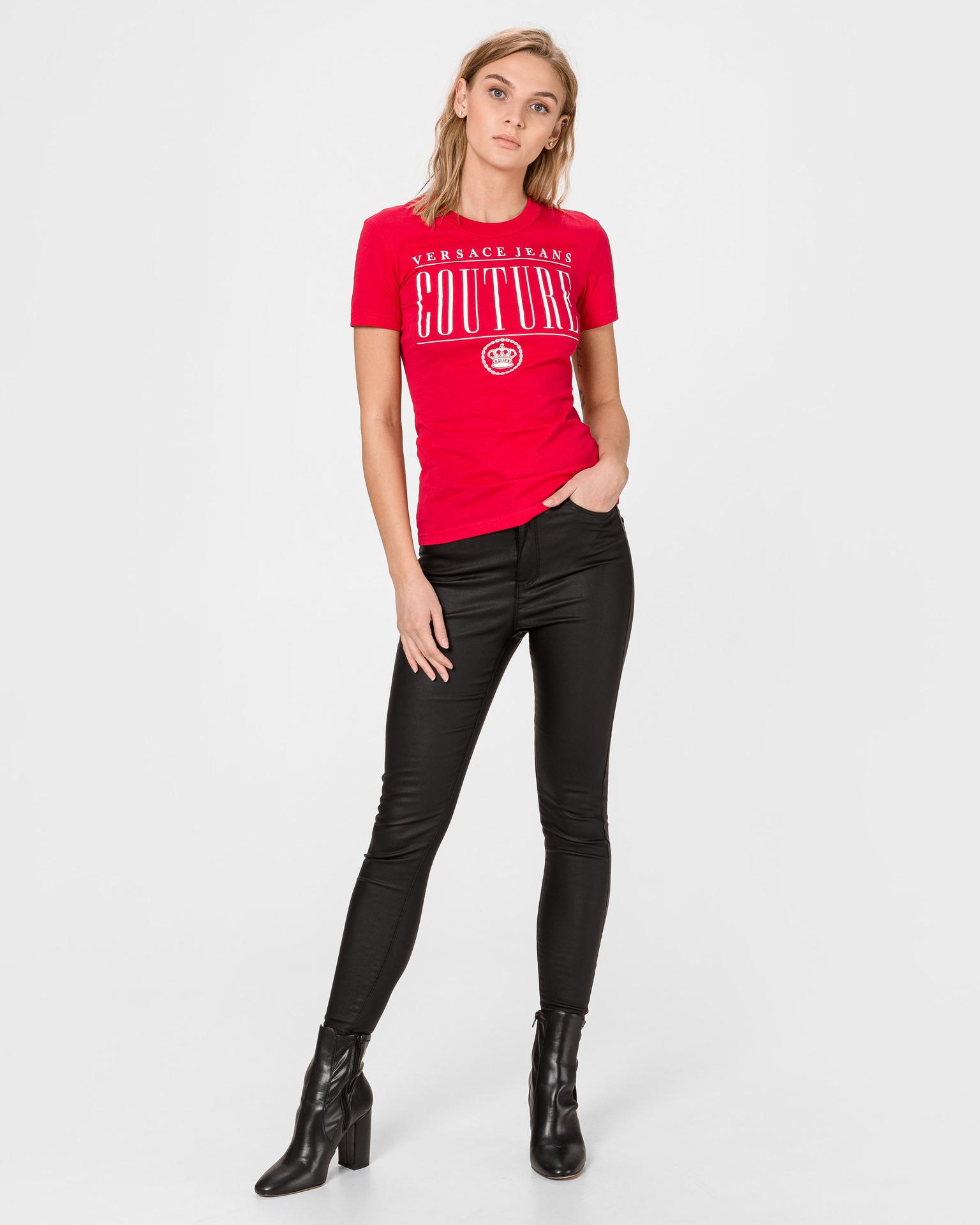 Versace Jeans Couture Tricou Roșu