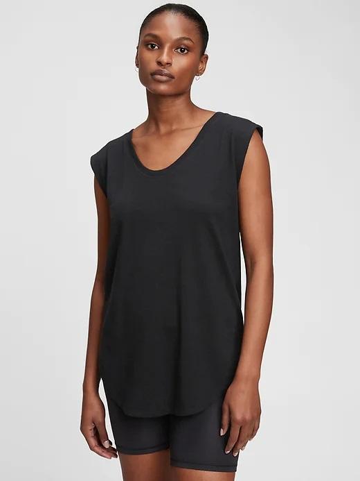 Tricou de dama de culoare neagră