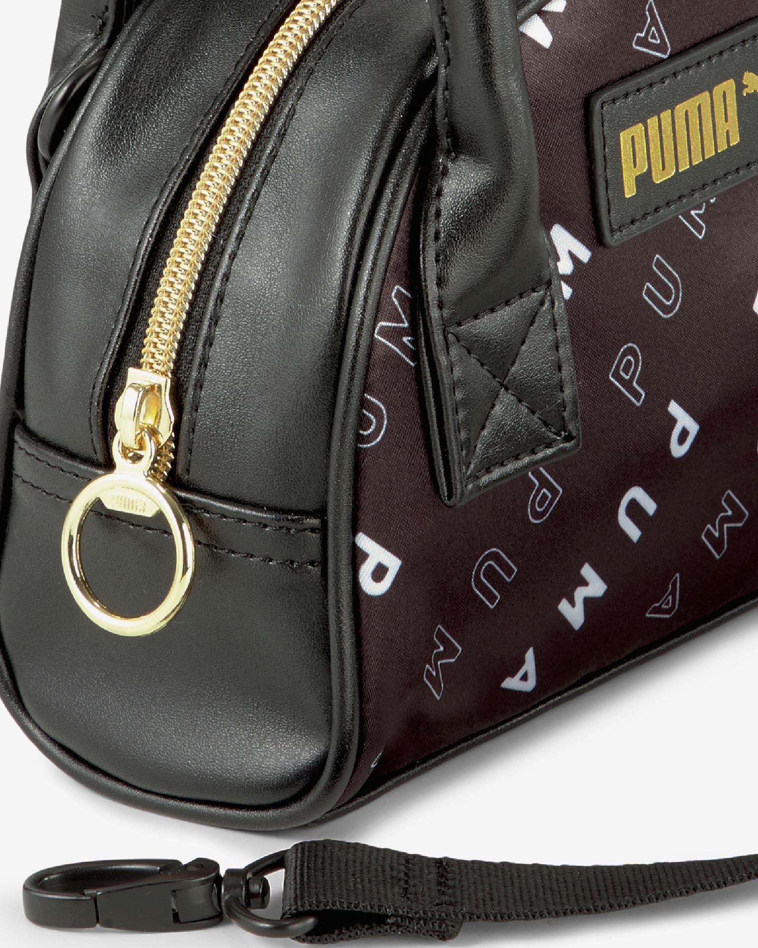 Puma Geanta de dama negru  Classics