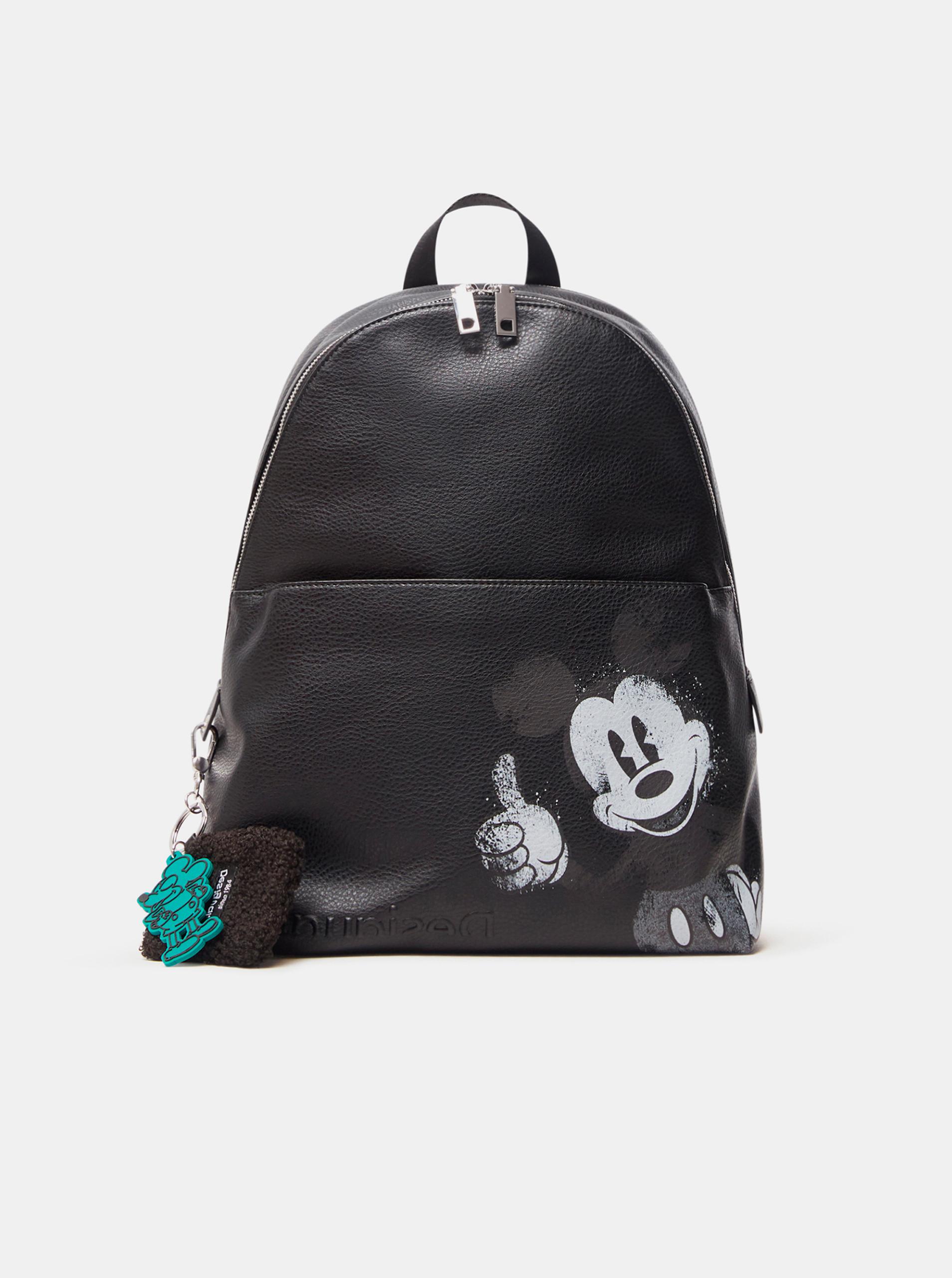 Desigual Rucsac de dama negru  Mickey