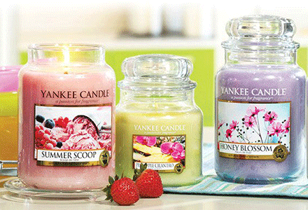 Yankee Candle - Headnodders parfumare