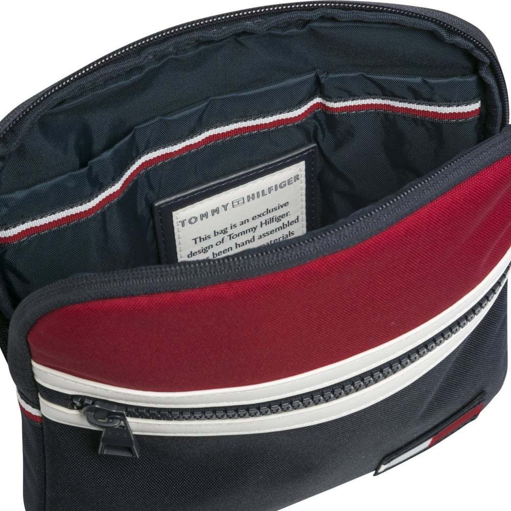 Tommy Hilfiger geanta de barbati crossbody Tommy Crossover Corporate
