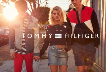 Accesorii de moda Tommy Hilfiger - Colectia toamna / iarna 2018
