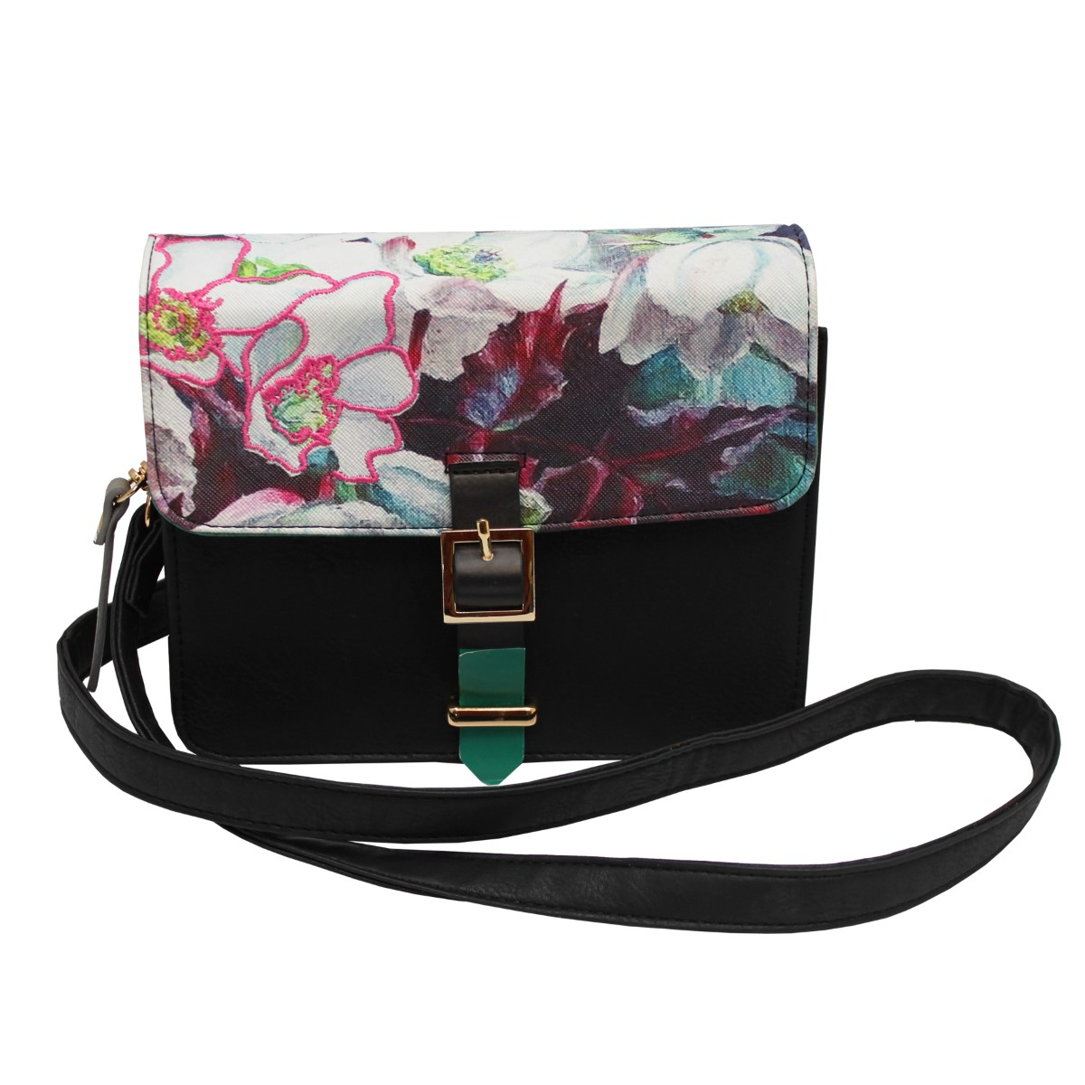 Disaster poseta mica crossbody Framed Mini