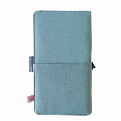 Disaster suport de acte colorat Memento Beach Travel Wallet