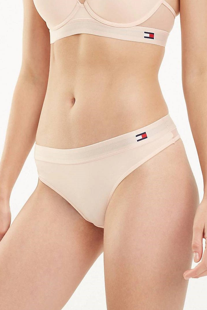 Tommy Hilfiger pudrate Thong