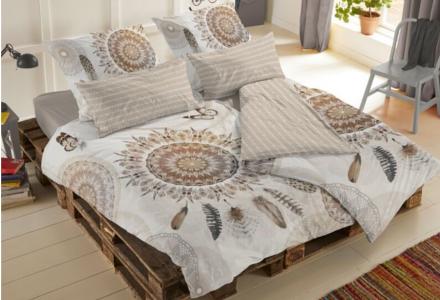 Lenjeria de pat care va anima dormitorul