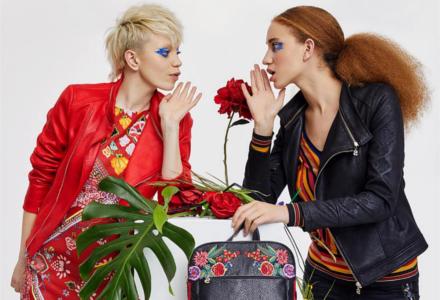 Copleșiți de brandurile de modă din lume