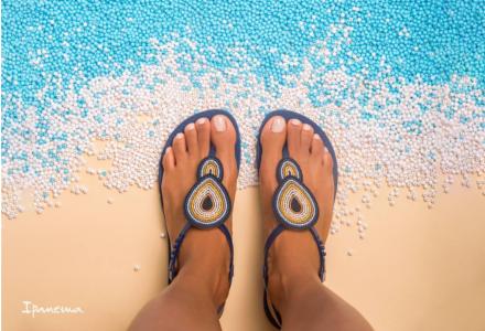 Noua colectie de pantofi din plastic Ipanema pentru primavara si vara anului 2019