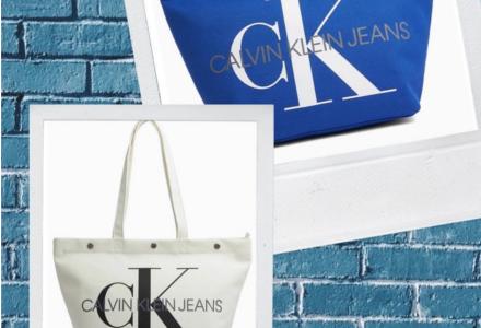 Accesorii moda Calvin Klein - Colectia de primavara / vara 2019