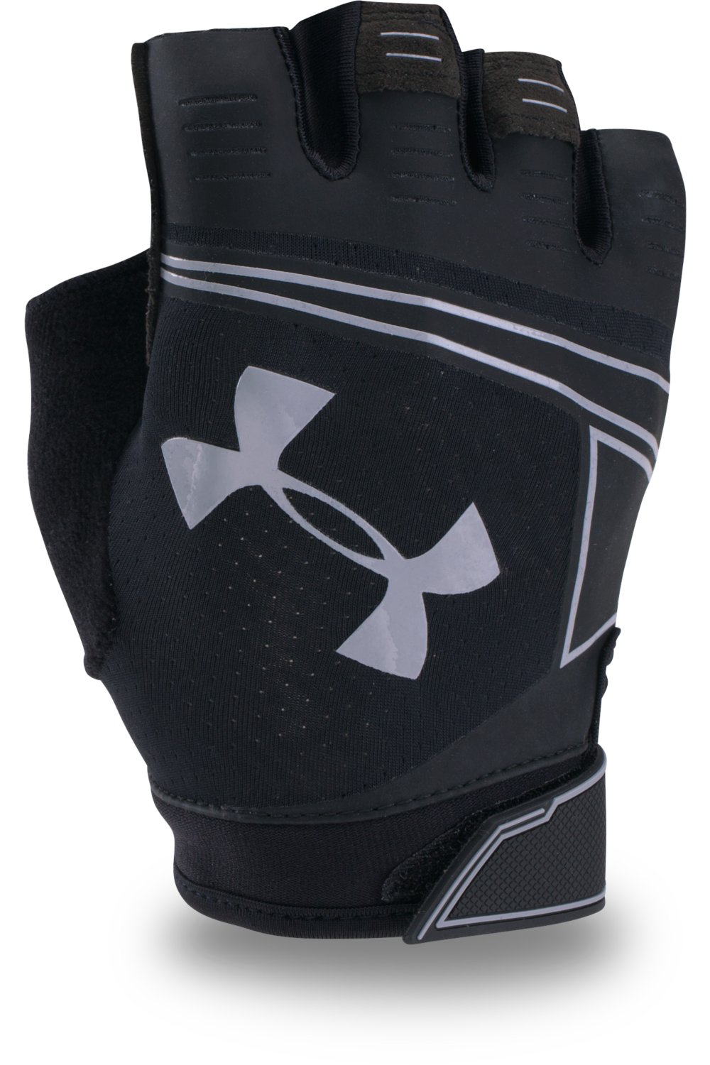 Under Armour manusi negre sport de bărbați Coolswitch Flux