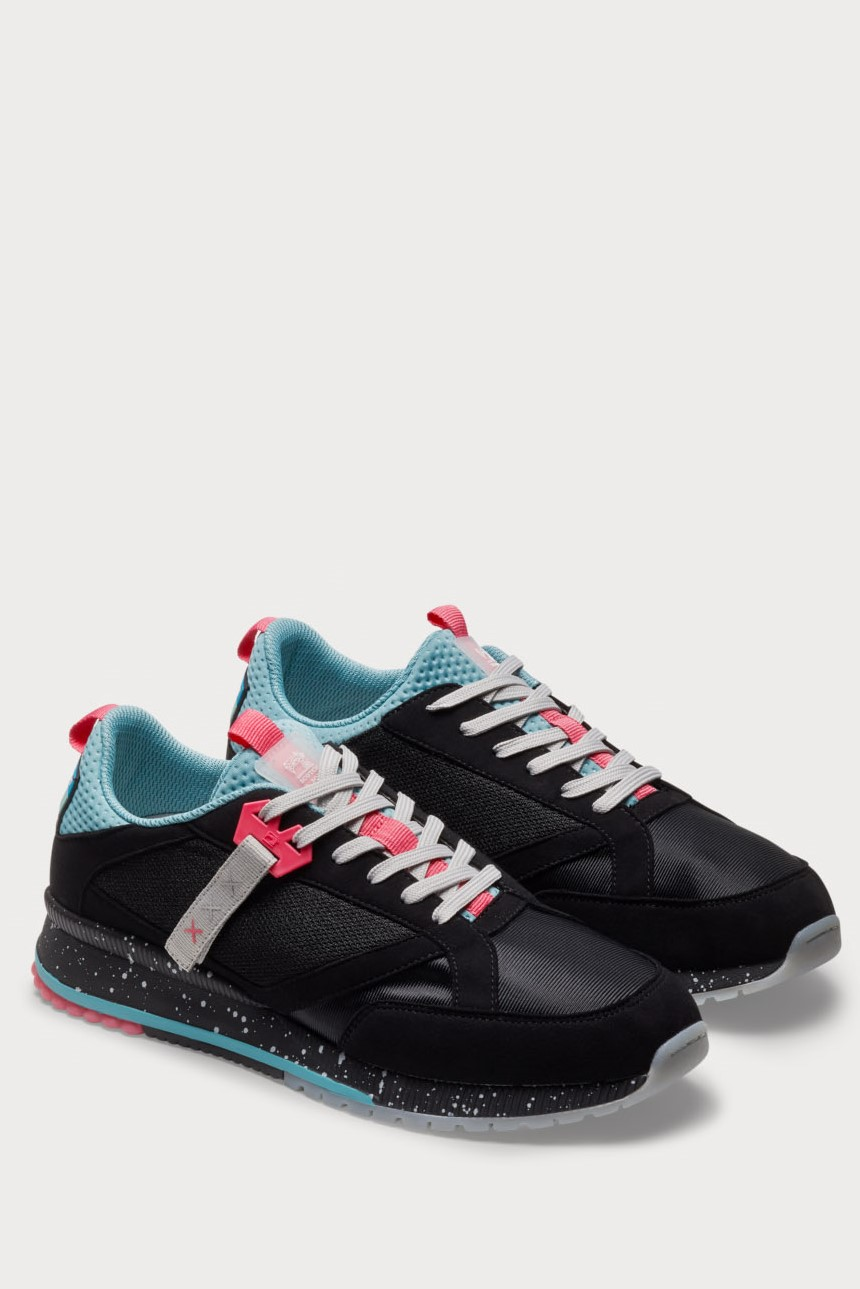 Scotch & Soda adidasi negri de barbati Vivex Black