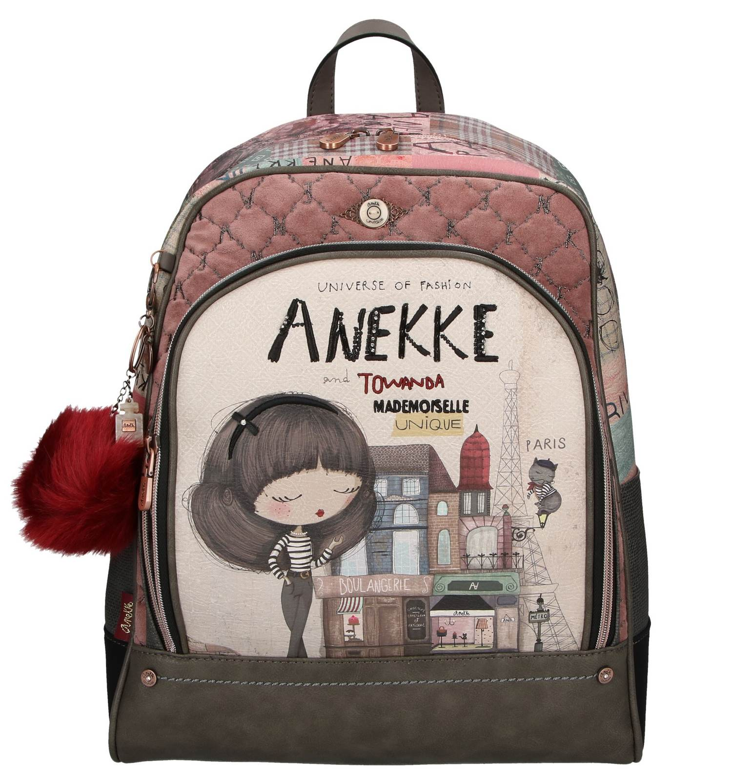 Anekke maxi rucsac Couture Mademoiselle