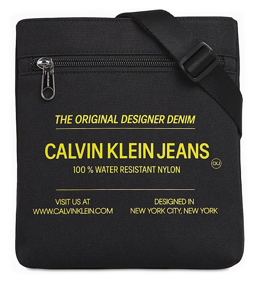 Calvin Klein negre bărbați geanta CKJ Sport Essentials Mcrfltpk Ip