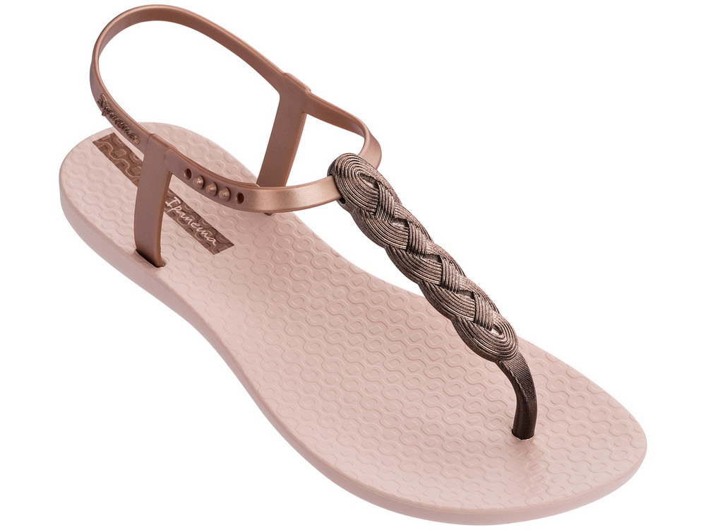 Ipanema sandale Charm VI Light Pink/Rose