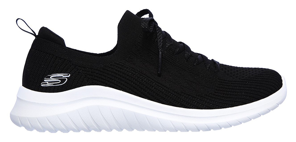 Skechers negre tenisi Ultra Flex 2.0 Flash Ilusion
