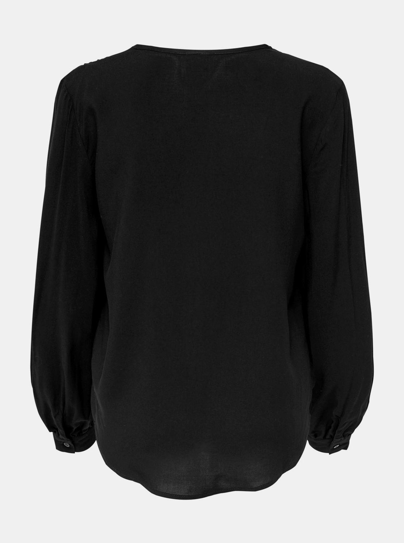 Bluză neagră Jacqueline de Yong Aros