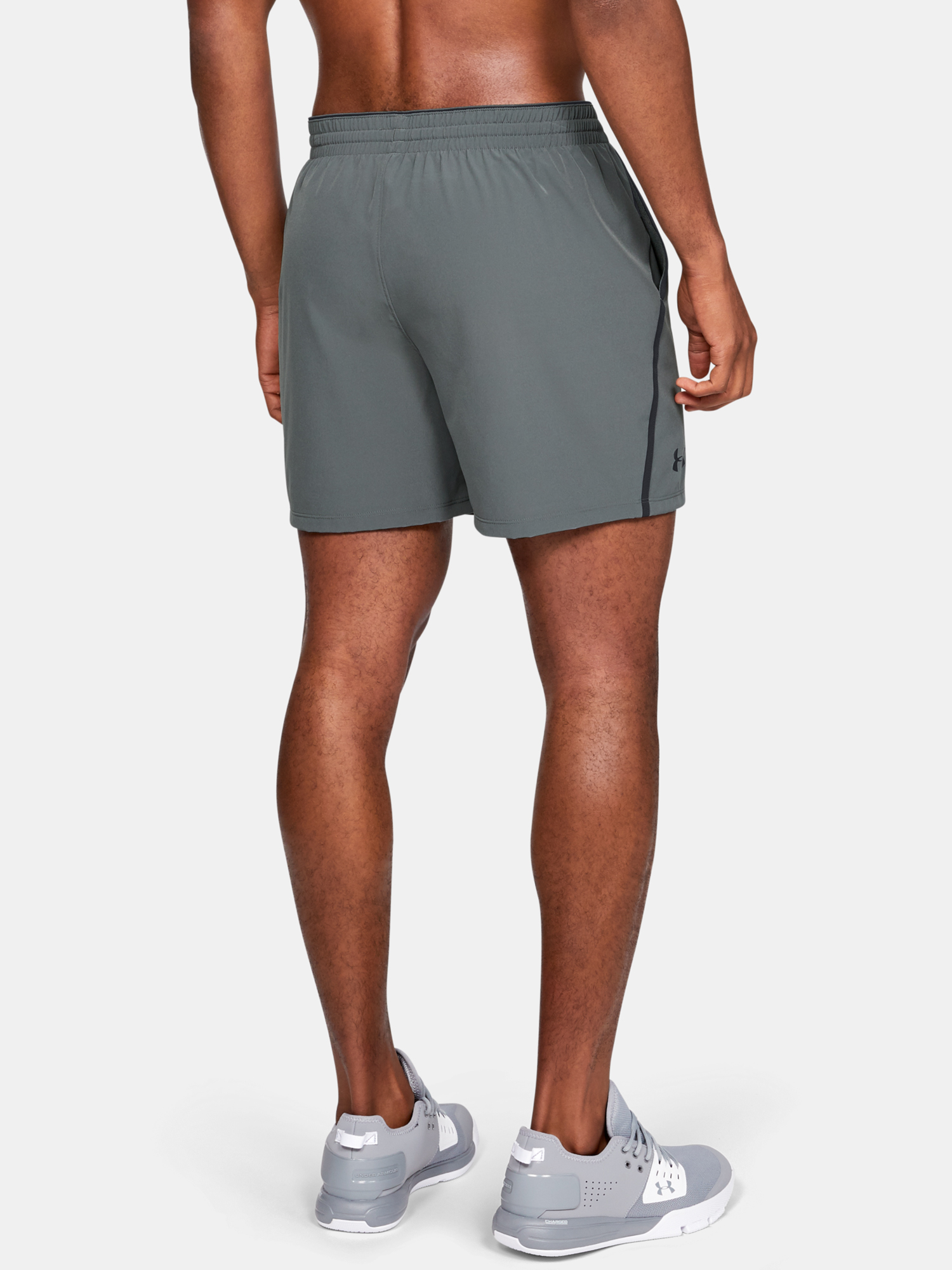 Calificator WG Perf Short 5in-GRY