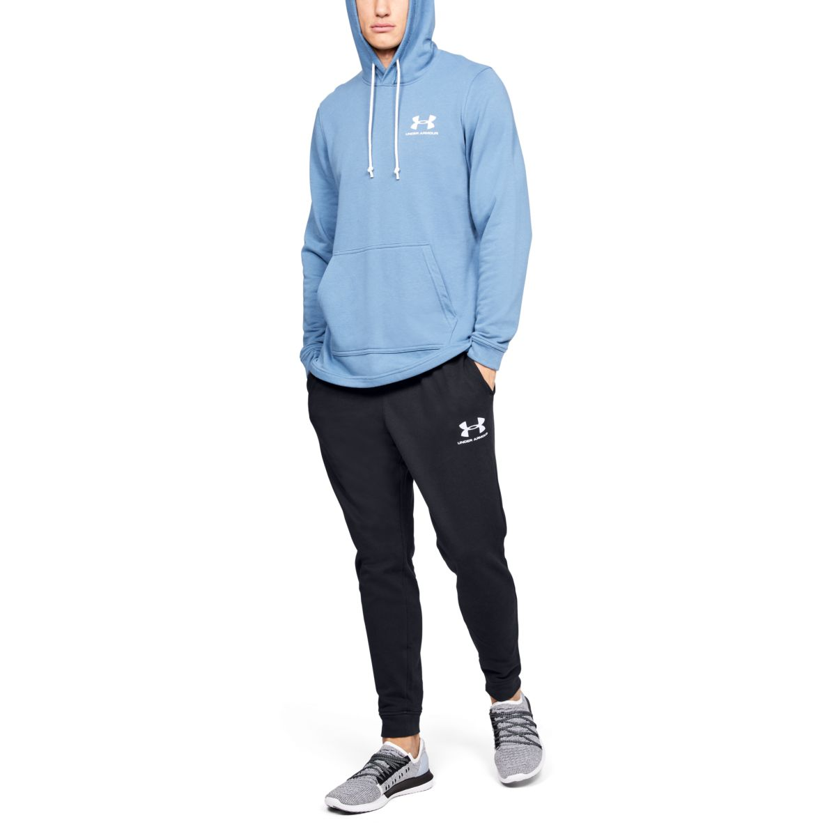 SPORTSTYLE TERRY JOGGER-BLK