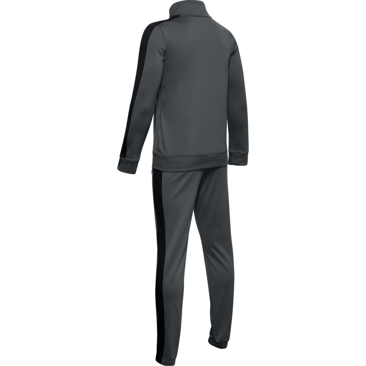 UA Knit Track Suit-GRY