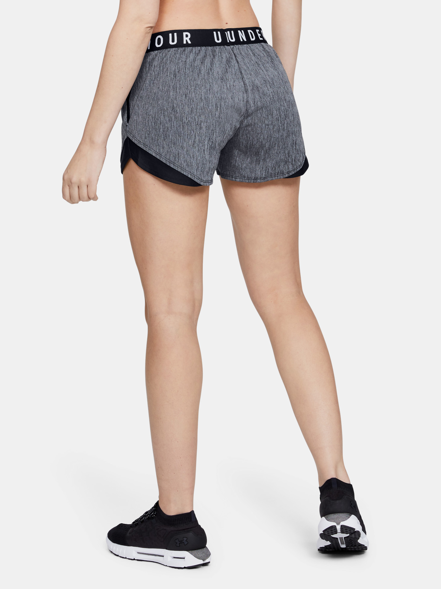 Play Up Twist Shorts 3.0-BLK