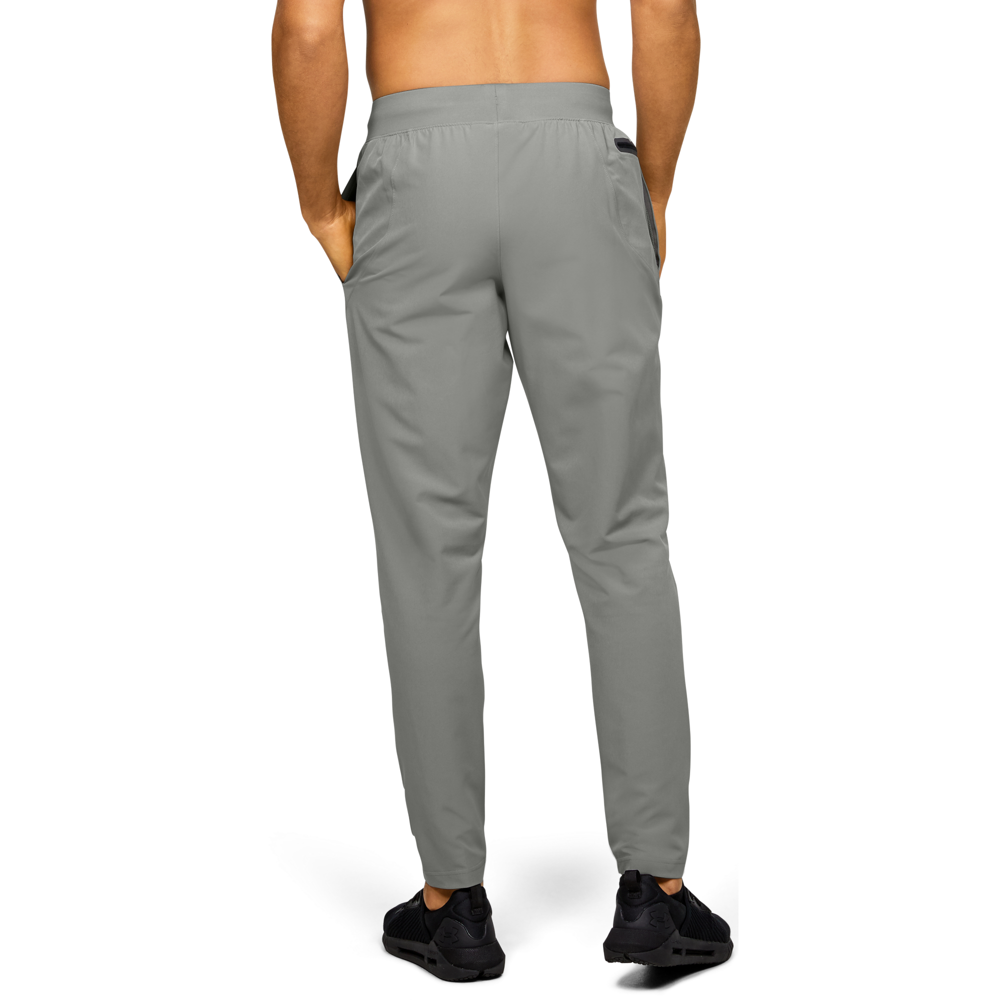 UTILITATE STRETCH TAPEDED TAPERED PANT-GRN