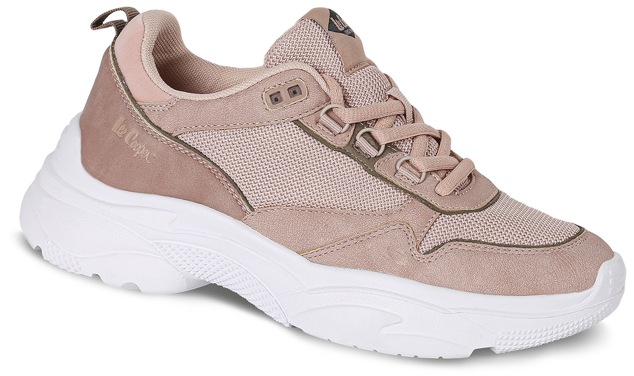 Lee Cooper pudrate tenisi Powder Pink