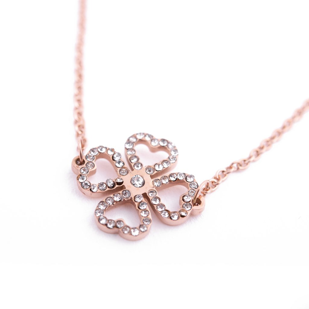 Vuch colier Liny Rose Gold
