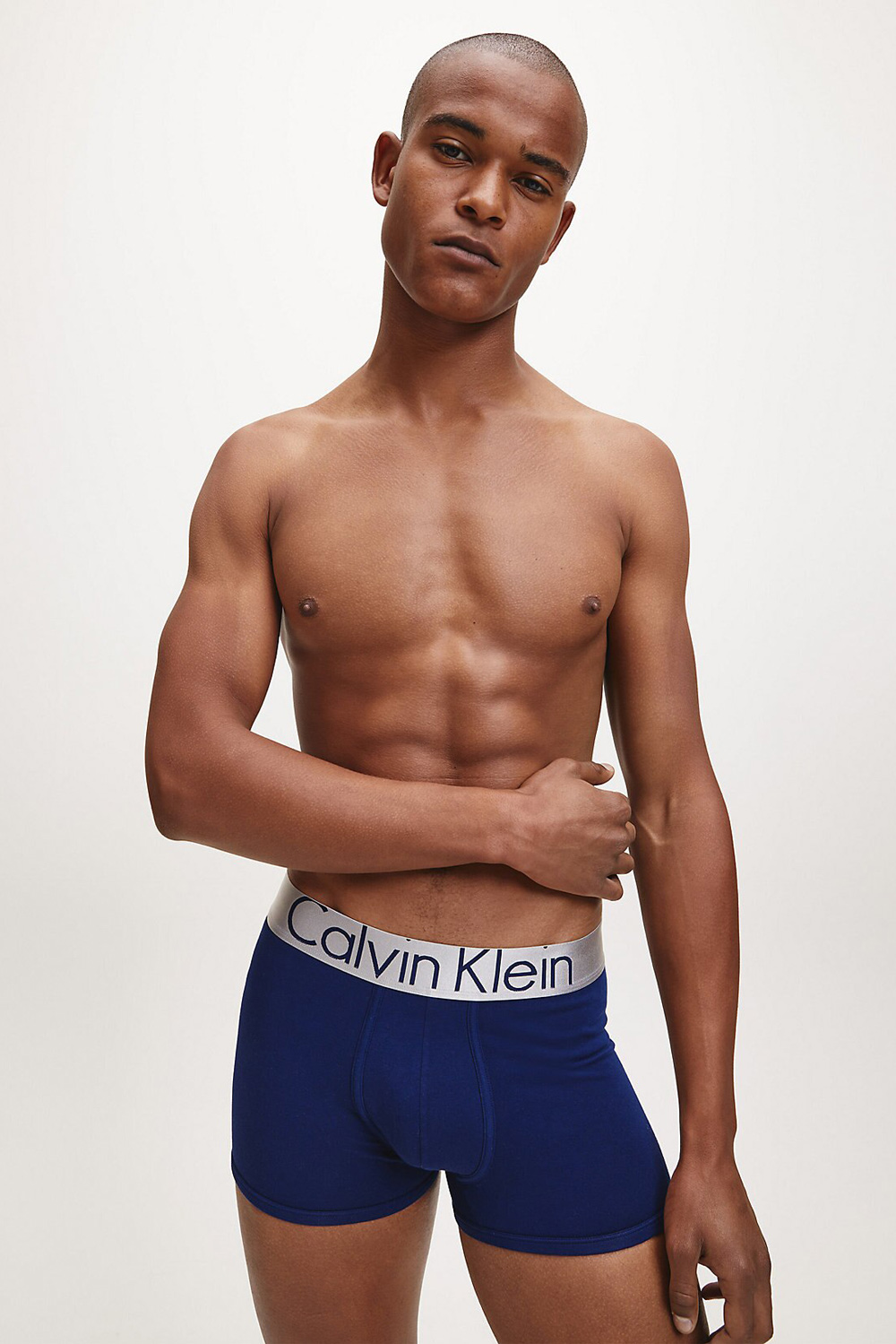 Calvin Klein colorate 3 pack boxeri 3P Trunk