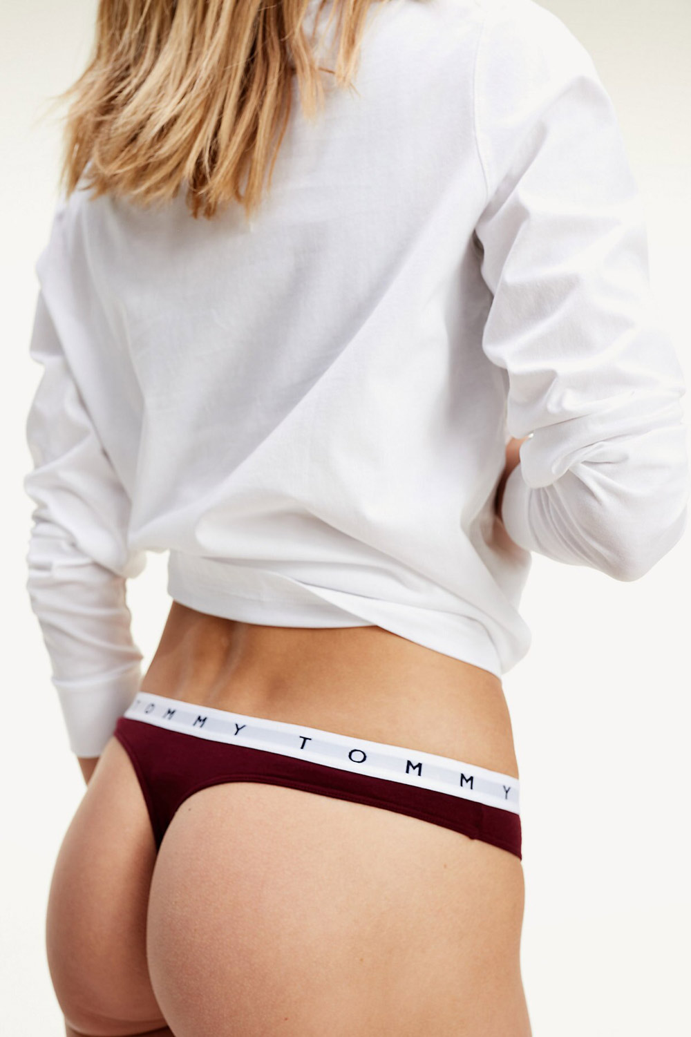 Tommy Hilfiger colorate 3 pack tanga 3P Thong