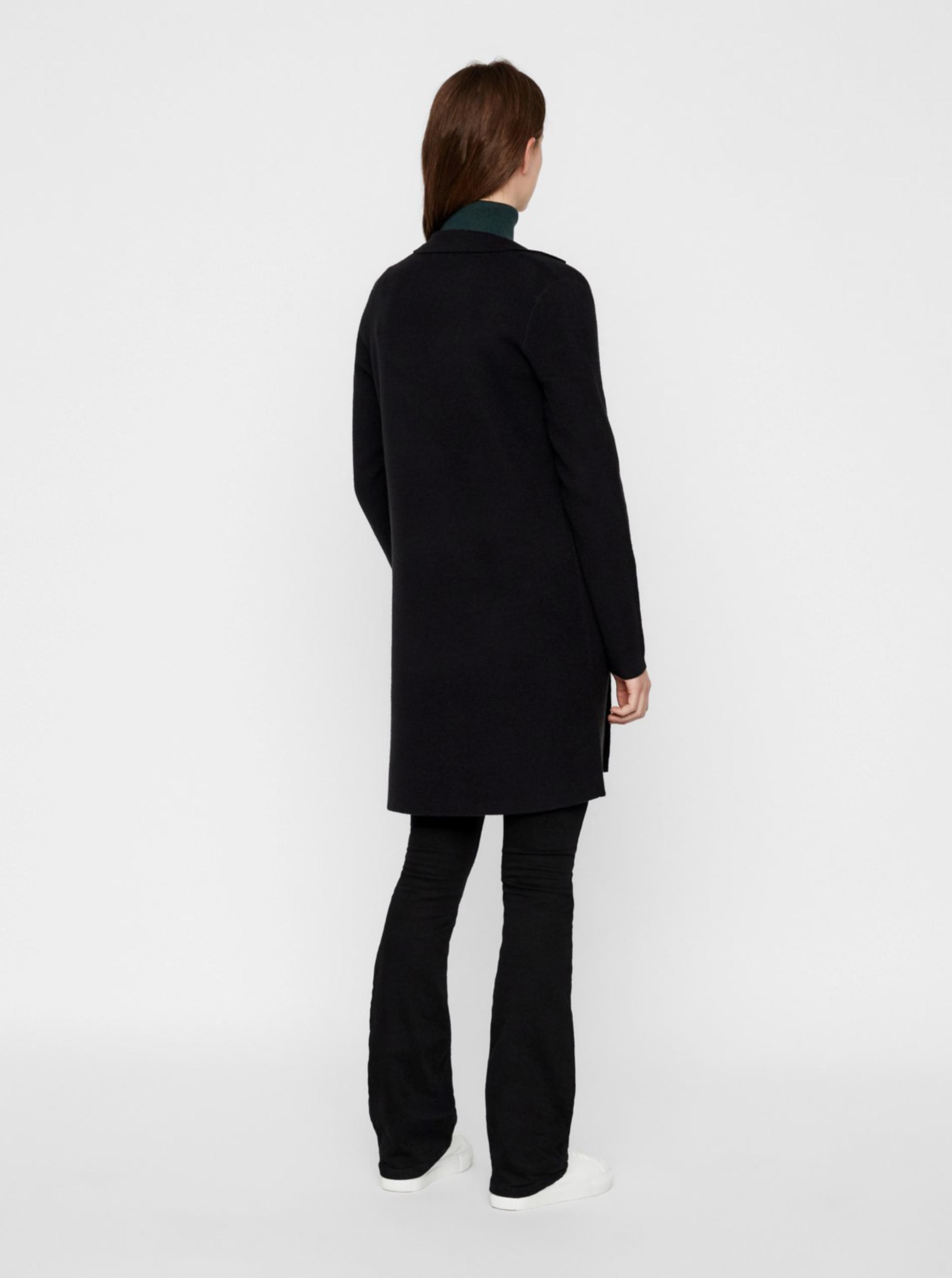 Palton deschis negru VERO MODA