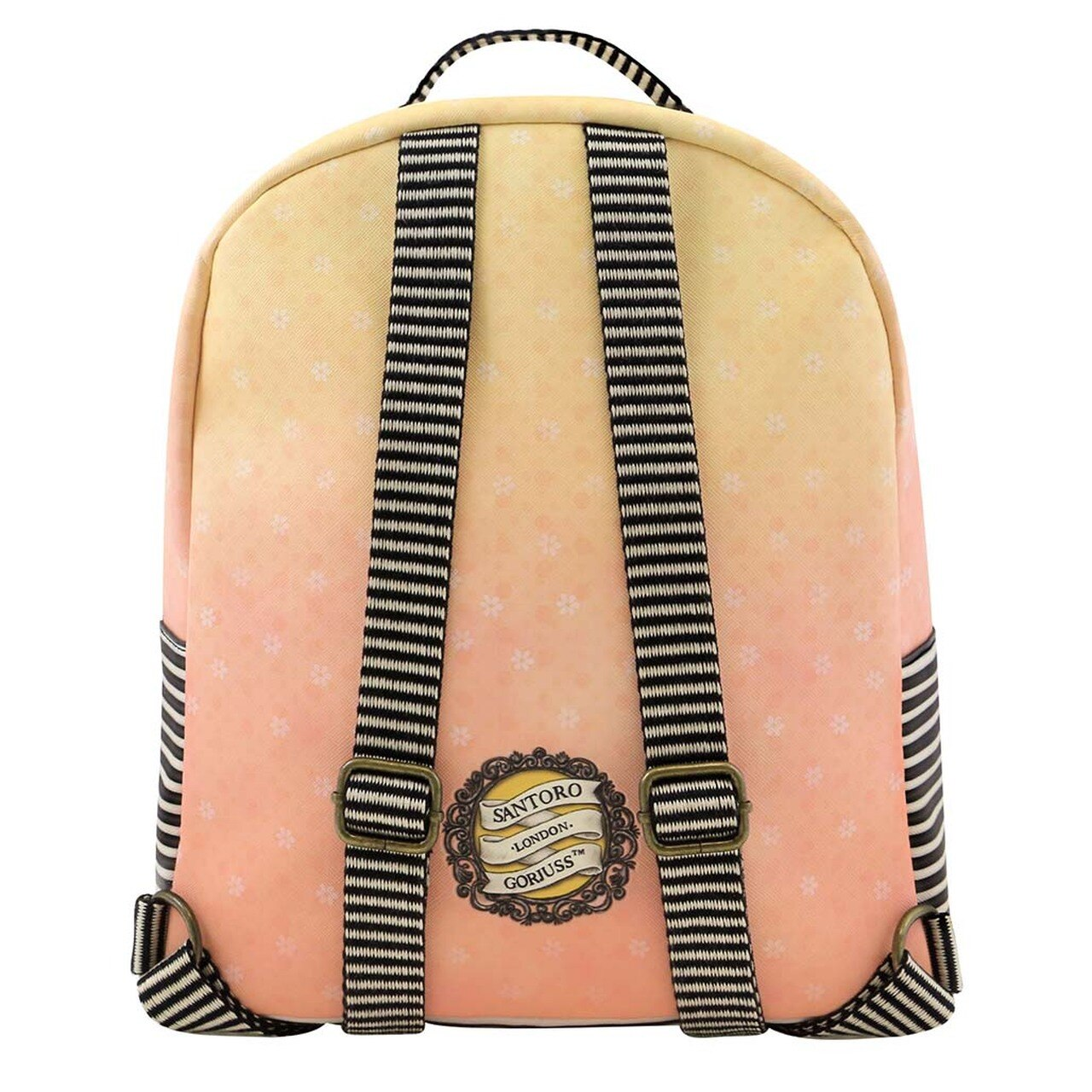 Santoro galbene rucsac Gorjuss Bee-Loved (Just Bee-Cause)