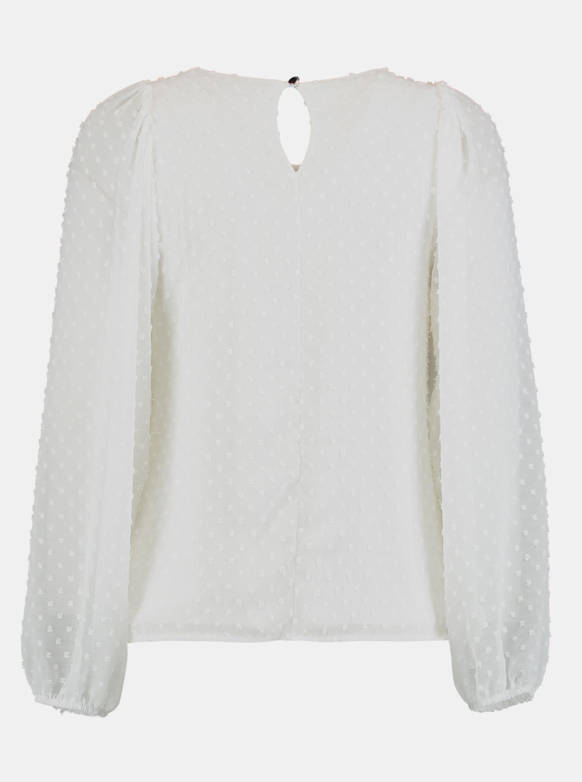 Hailys albe bluză
