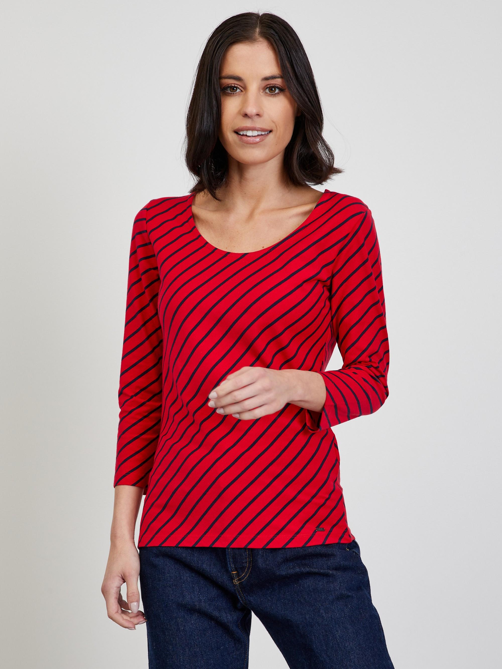 ZOOT roșii tricou Karin