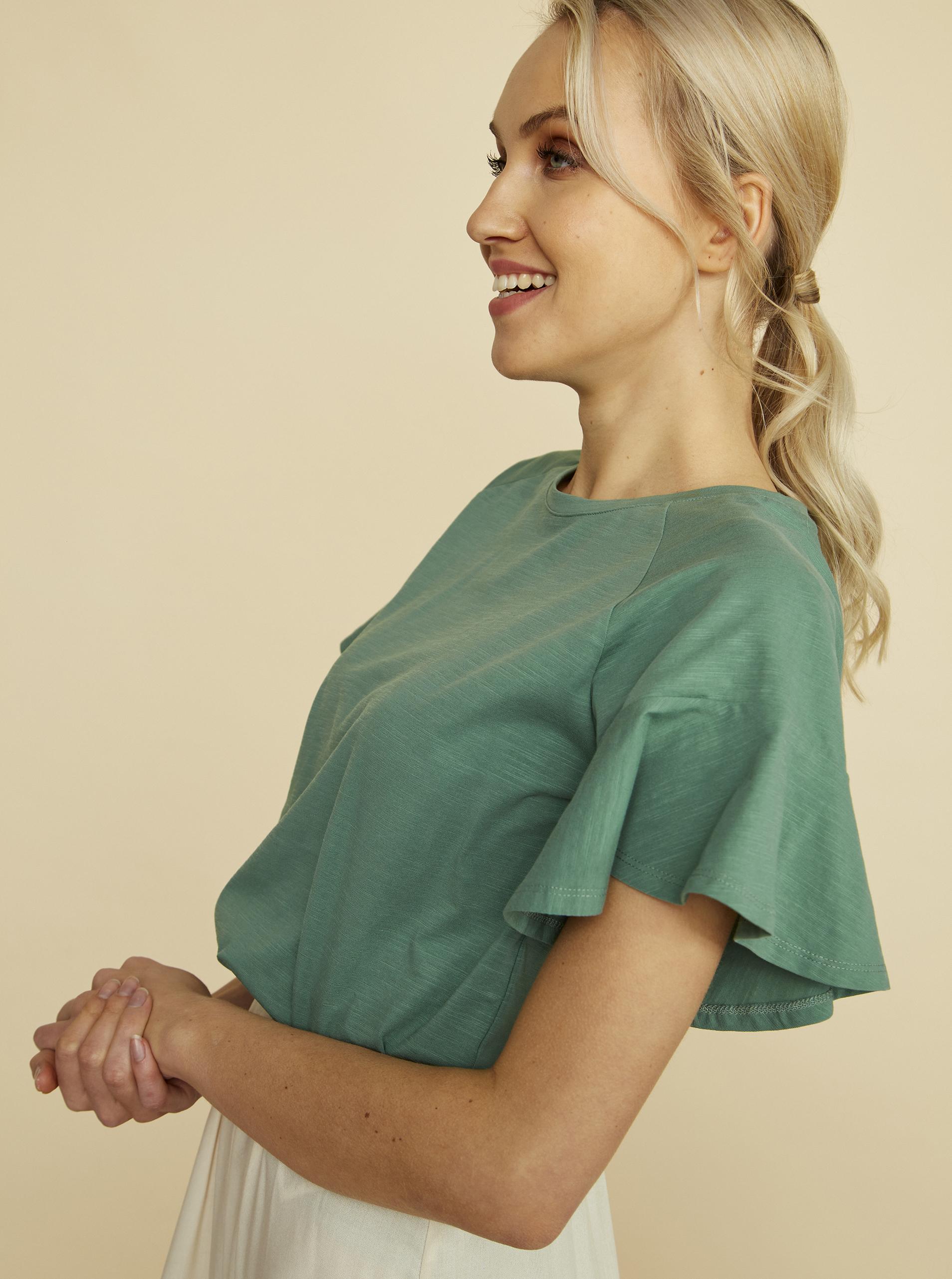 ZOOT verzi de dama tricou Aurelia