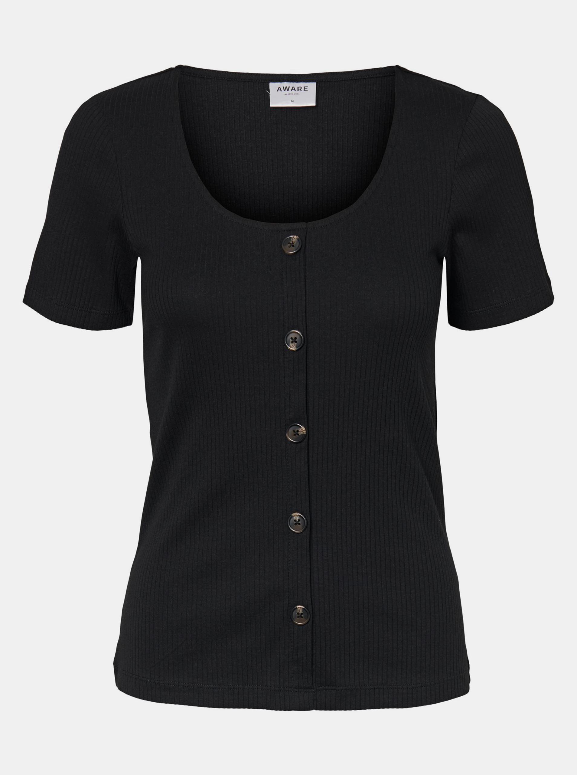 Vero Moda negre tricou Helsinki