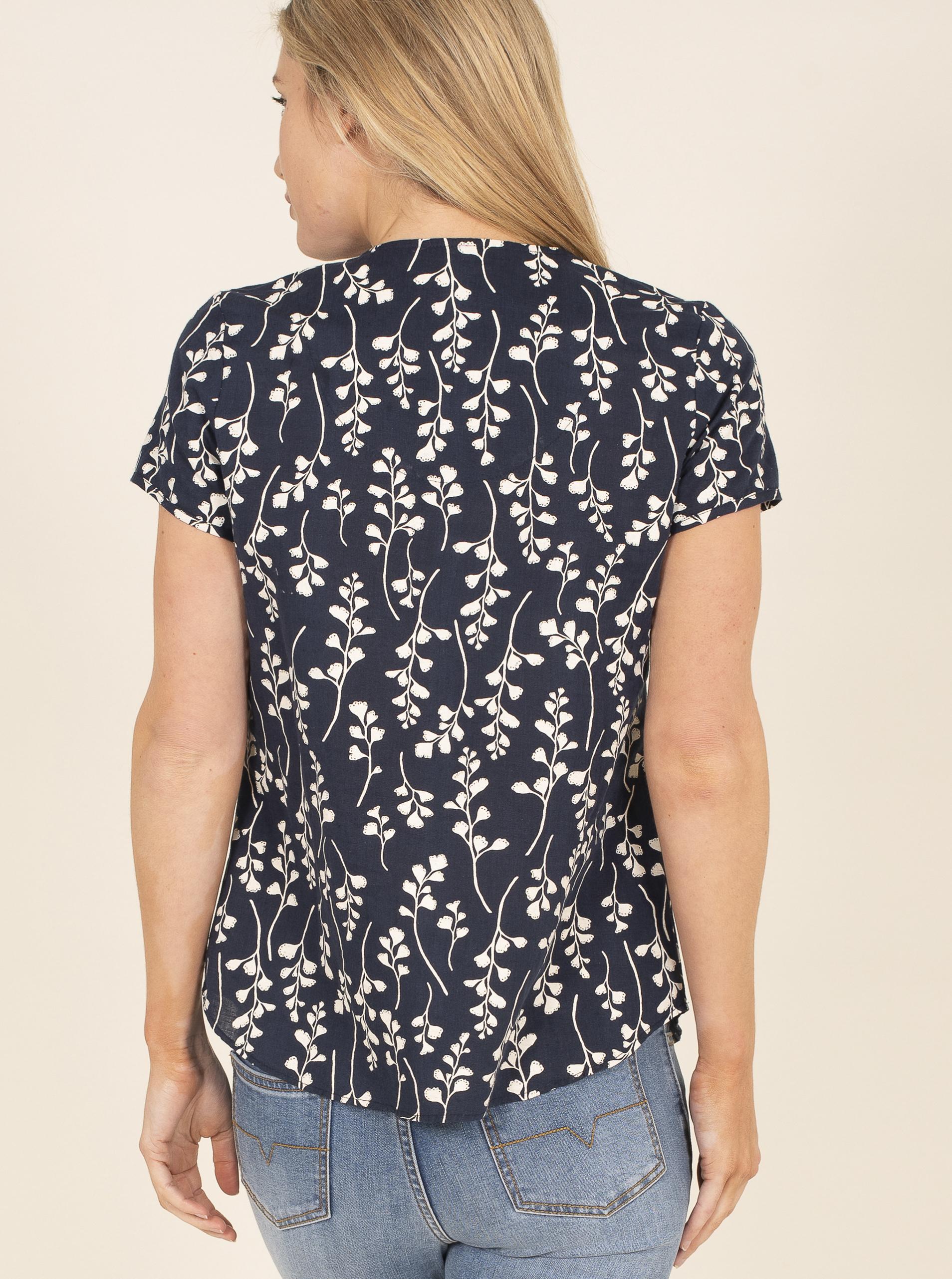 Brakeburn bluză cu motiv floral
