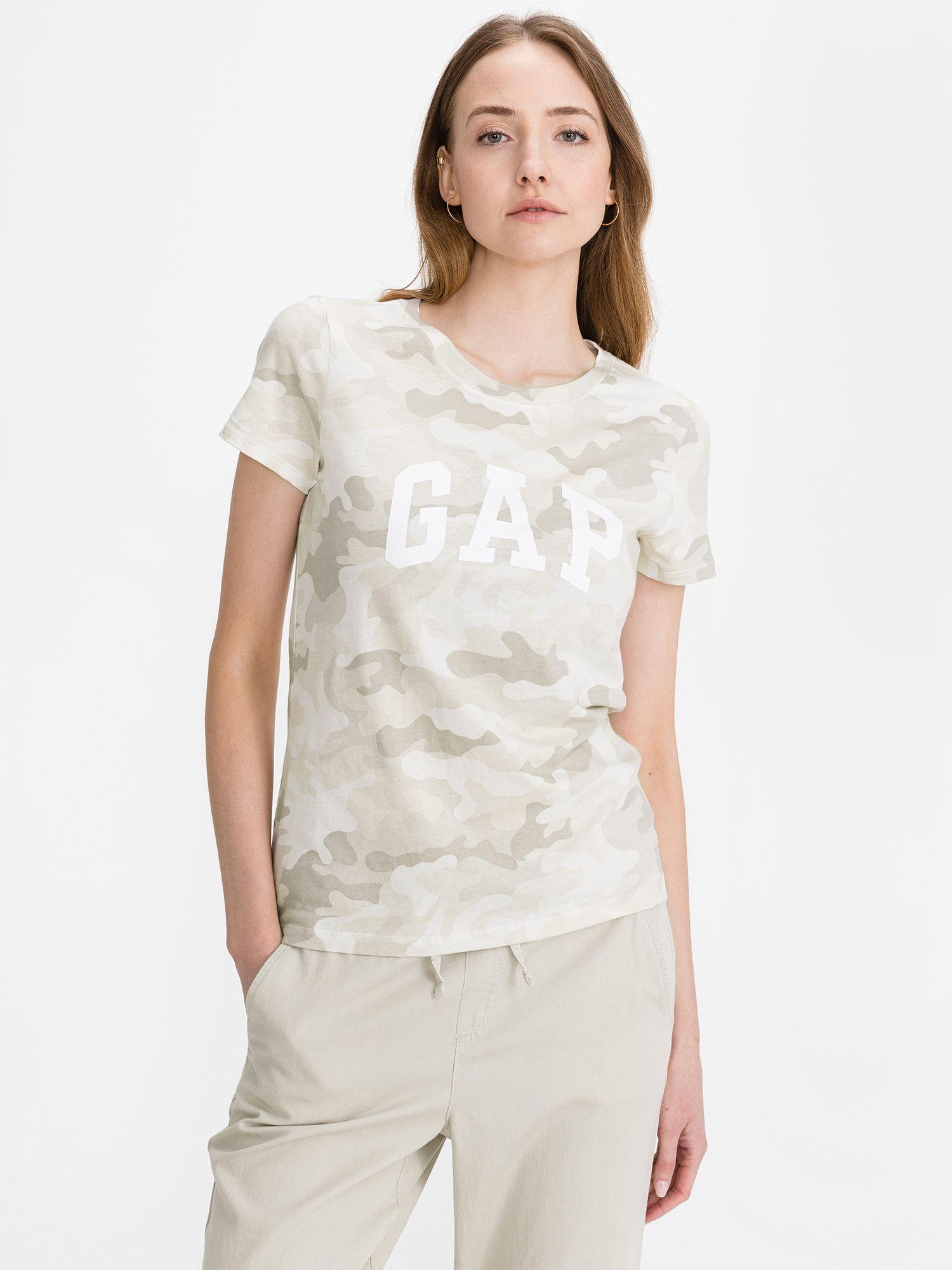GAP smantanii/crem tricou Classic
